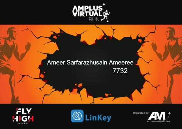 Ameer Sarfarazhusain Ameeree... 7732