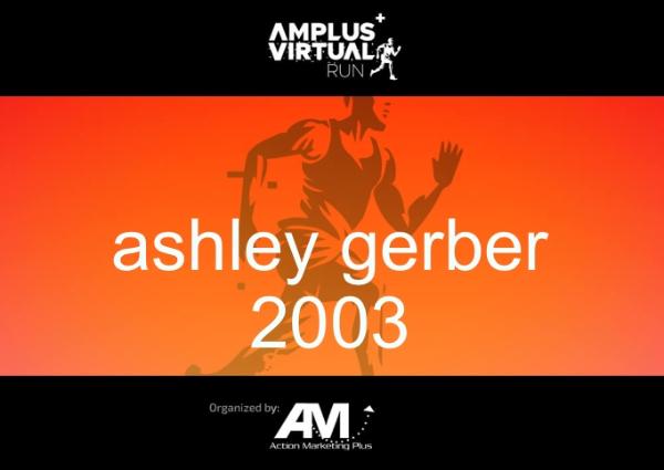 ashley gerber... 2003