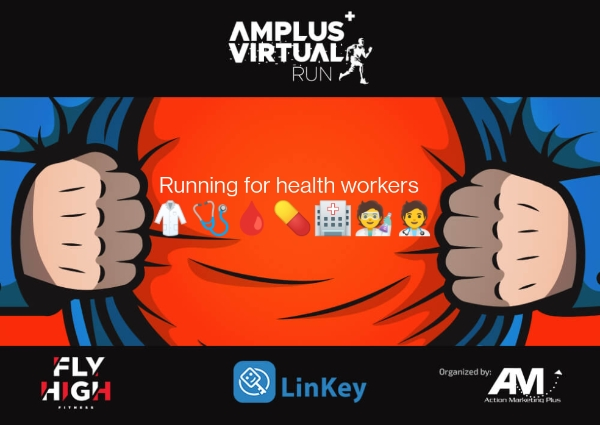 Running for health workers... ????????????
