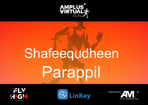 Shafeequdheen... Parappil